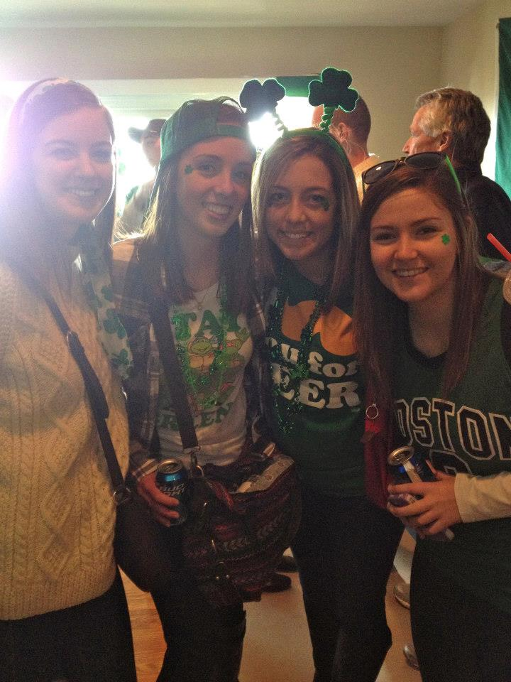 St. Patrick's DayCollins