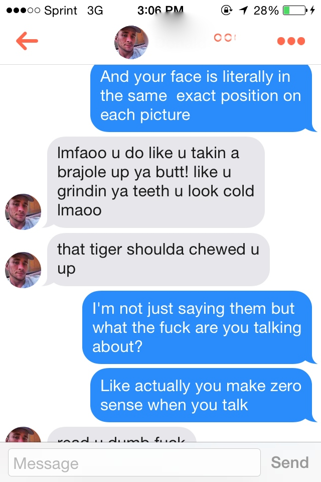 What does hook up mean on tinder
